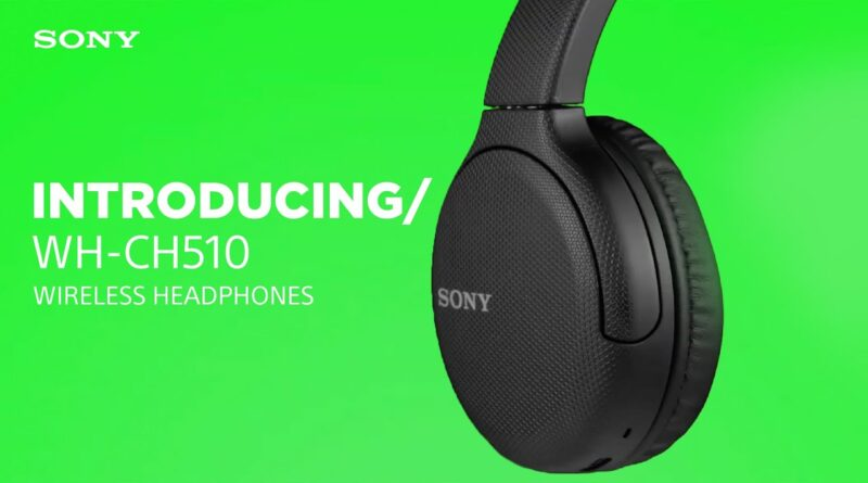 Best Review of Sony WH-CH510 head set